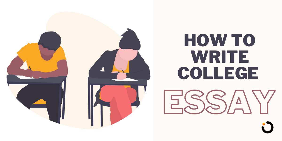 how to write college essay